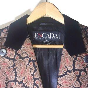 ESCADA by Margaretha Ley Jacket SZ 42